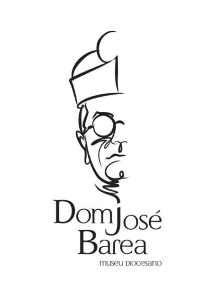 Ilustração de marca para museu diocesano Dom José Barea