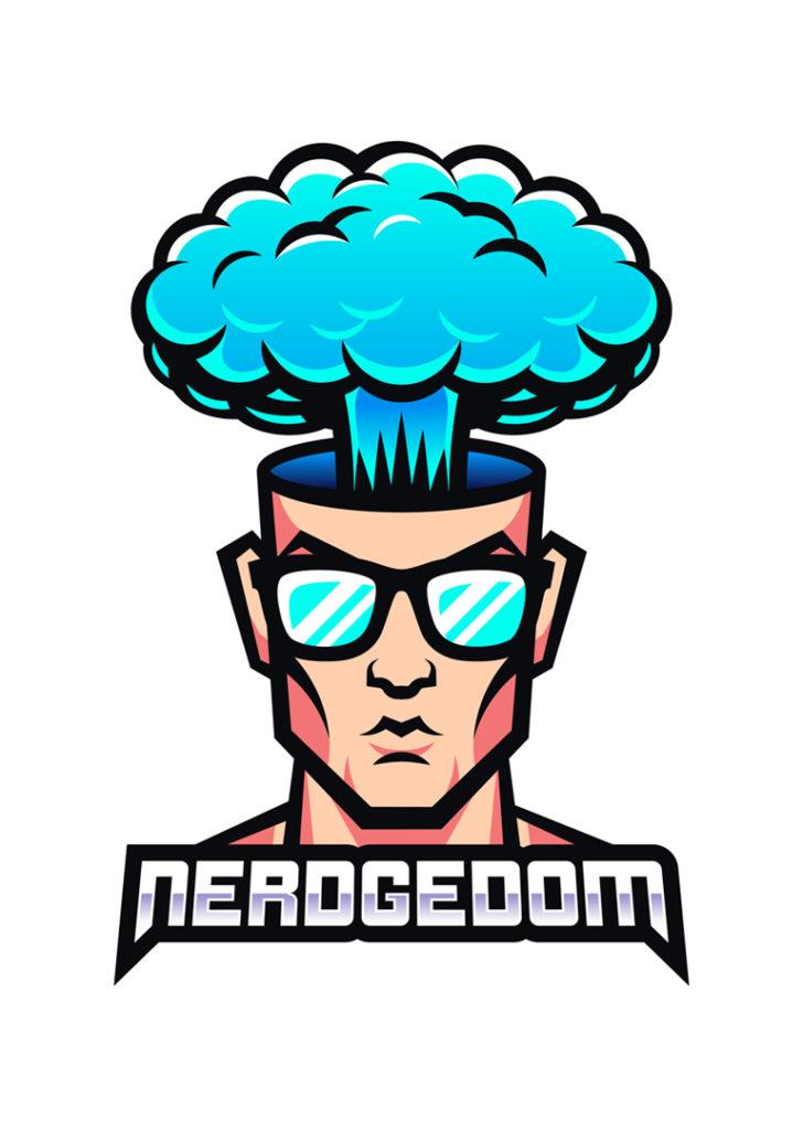 Marca para e-commerce nerd