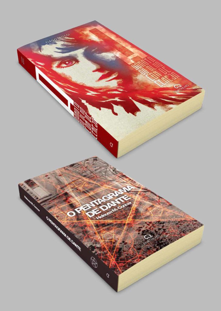 Design Editorial para livros